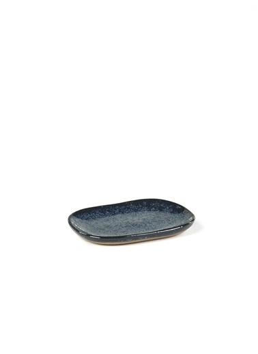 Serax Merci Lacivert Mini Tabak 10X6,5Cm Lacivert